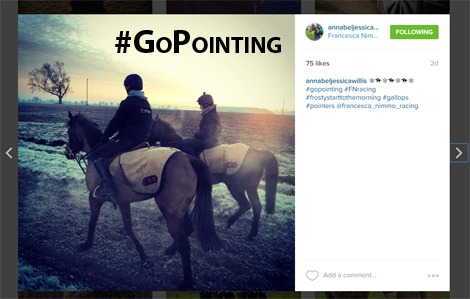 #GoPointing