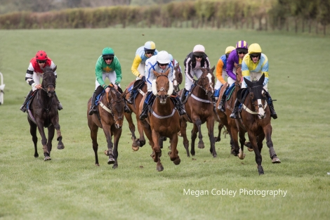 The field in the confined race